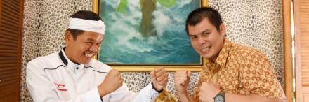 """Pencak Silat Mendunia"""", Asa Dibalik Festival Bela Diri Dunia di Purwakarta"""