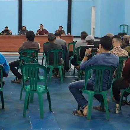 Pembentukan Panitia Pemilihan Desa dan Pengawas Tingkat Desa